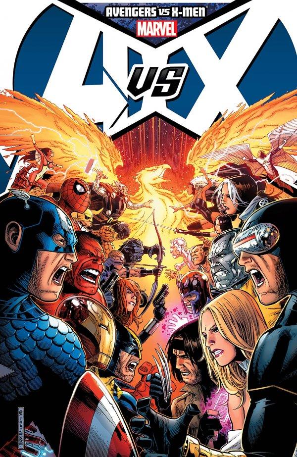 Avengers Vs. X-Men TP