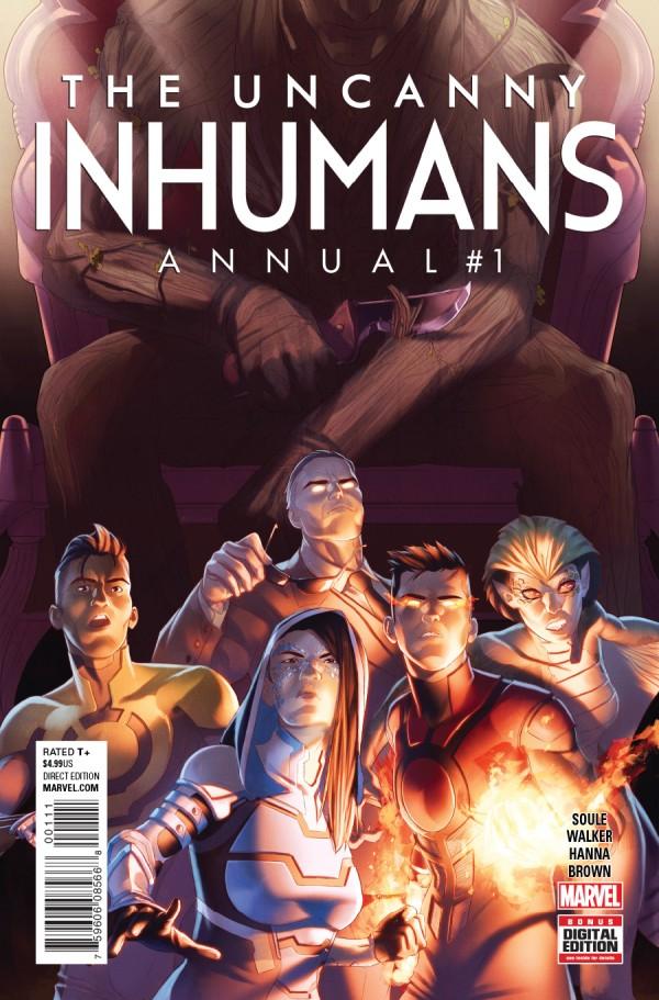 The Uncanny Inhumans Annual #1