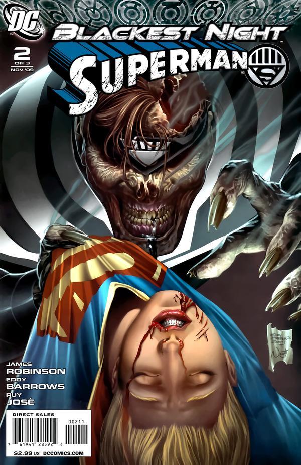 Blackest Night: Superman #2