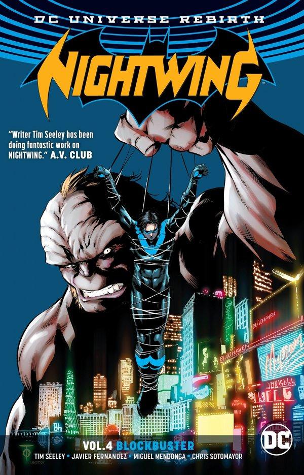 Nightwing Vol. 4: Blockbuster TP