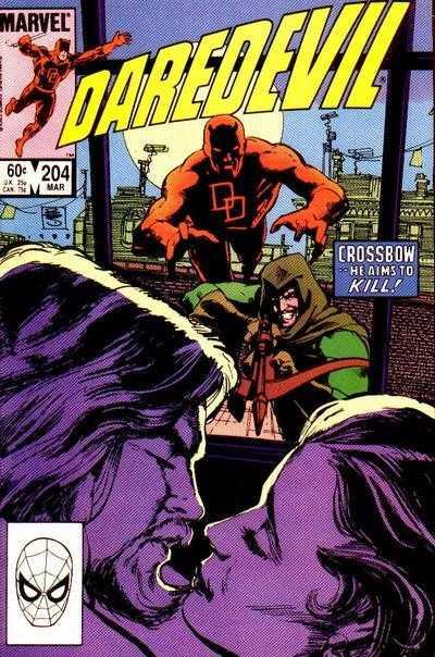 Daredevil #204