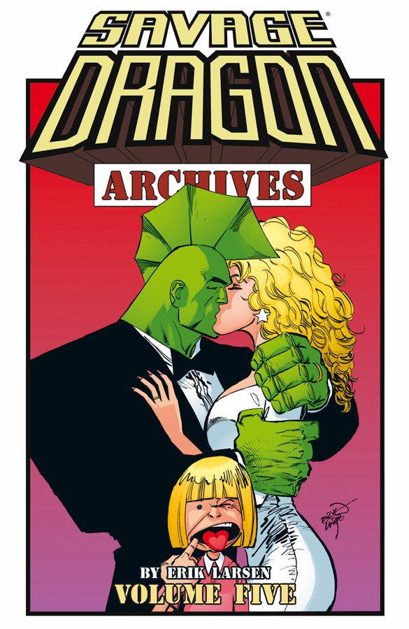 Savage Dragon Archives Vol. 5 TP