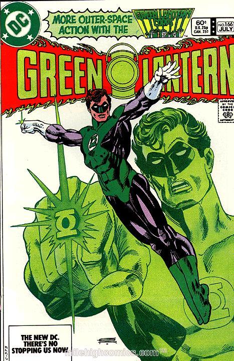 Green Lantern #166