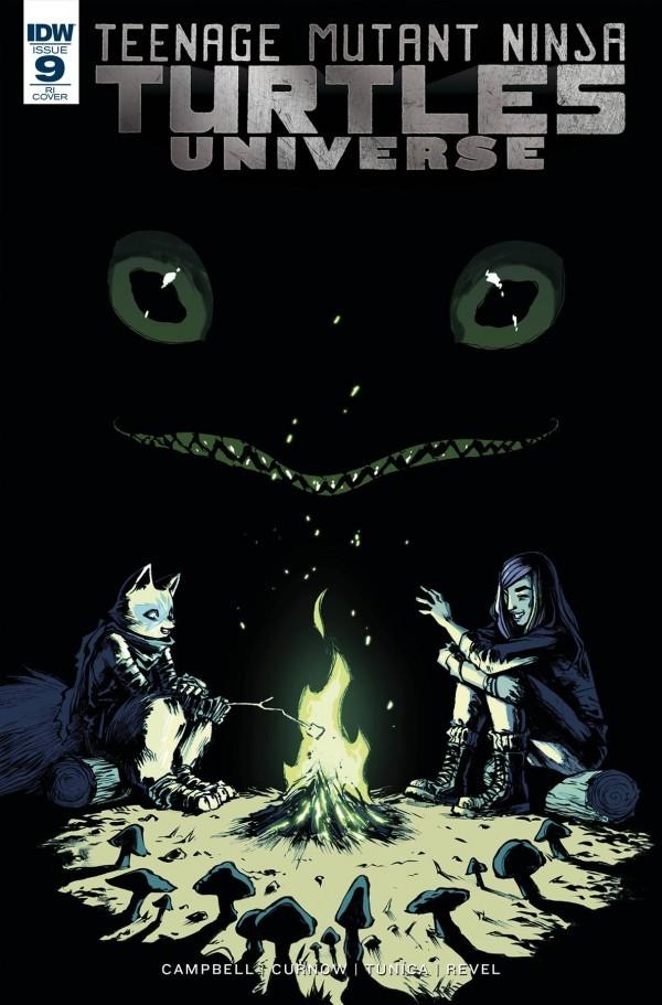 Teenage Mutant Ninja Turtles: Universe #9