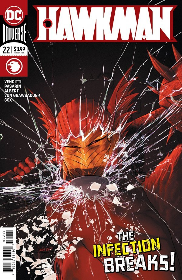 Hawkman #22