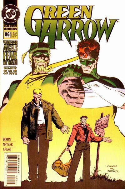 Green Arrow #96