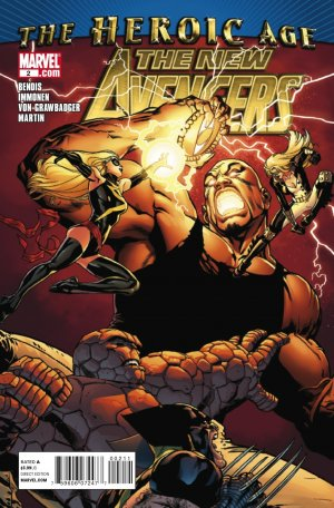 The New Avengers #2