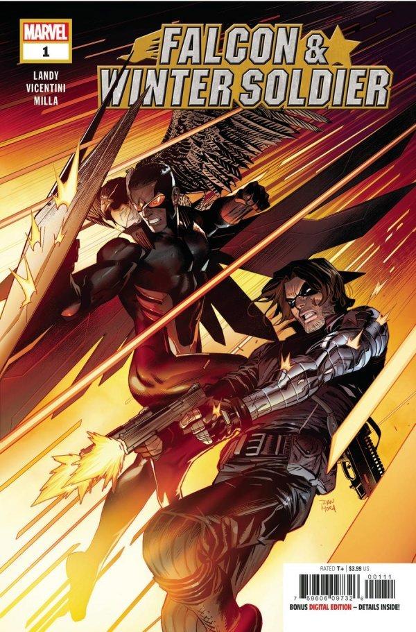 Falcon & Winter Soldier #1