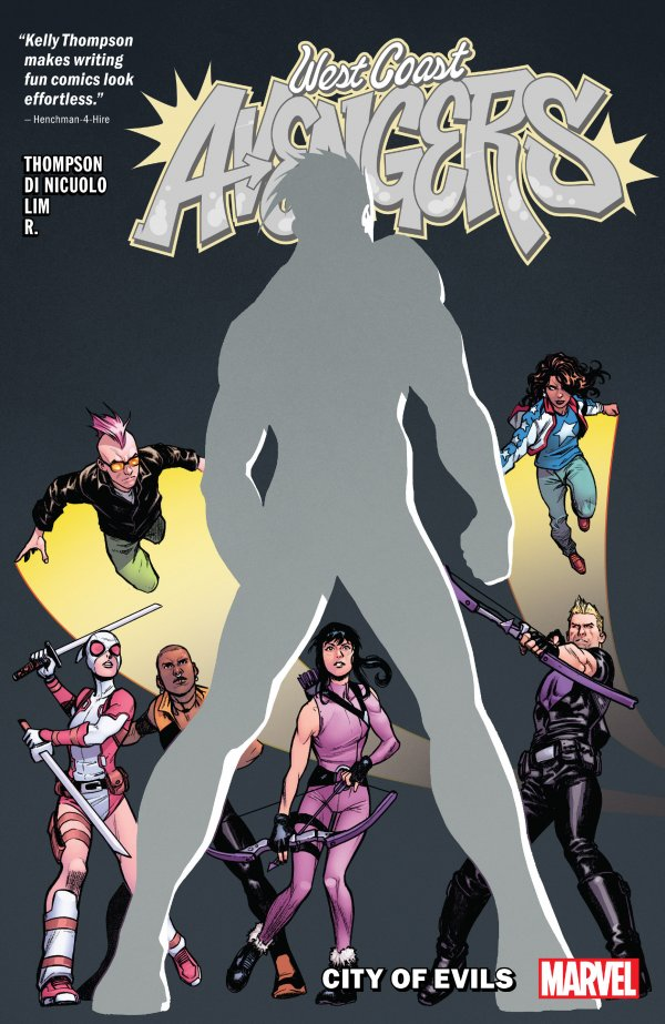 West Coast Avengers Vol. 2: City of Evils TP