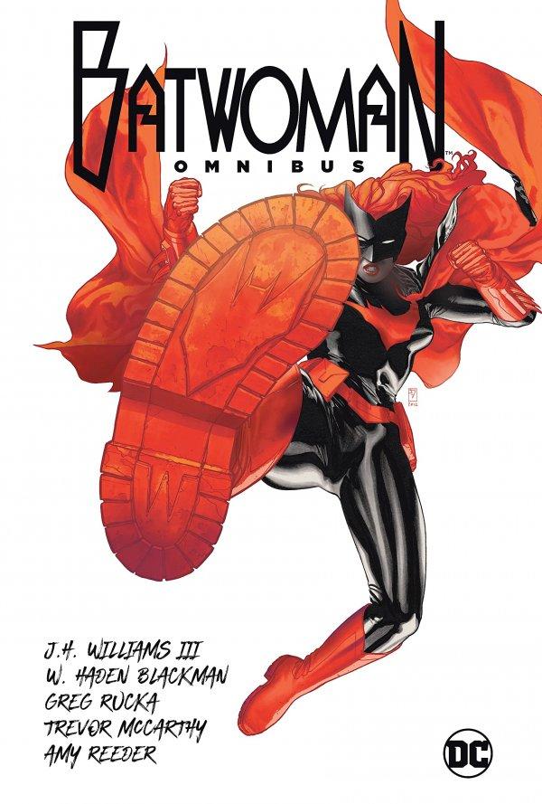 Batwoman Omnibus HC