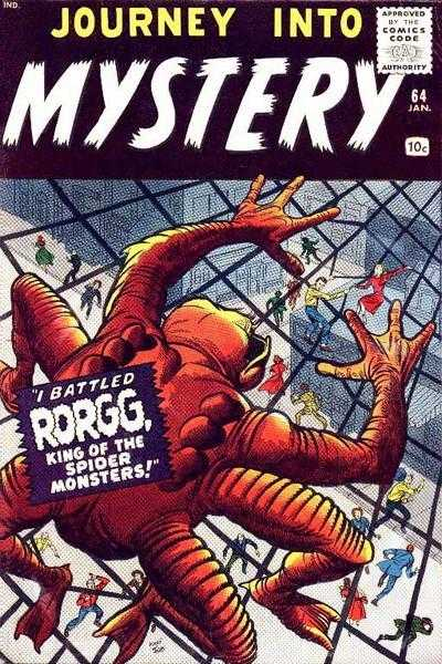Journey into Mystery #64