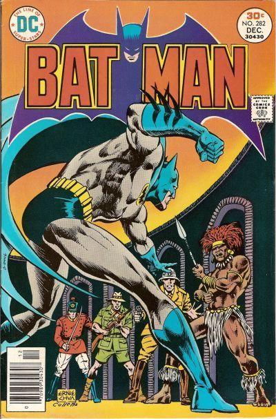Batman #282