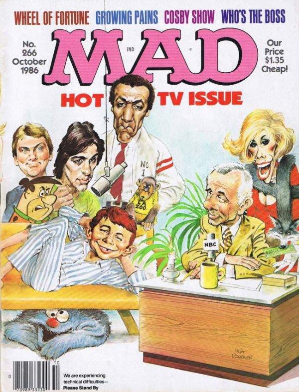 Mad Magazine #266