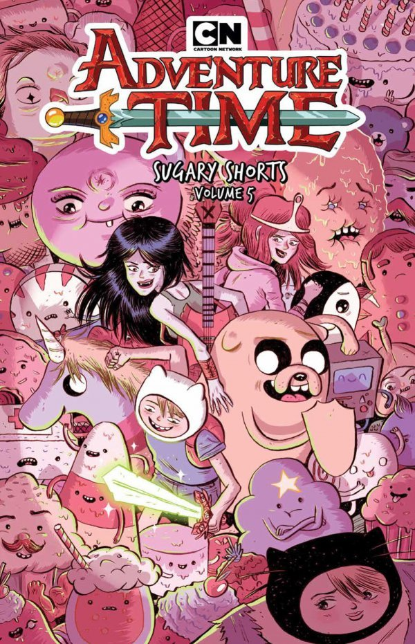 Adventure Time: Sugary Shorts Vol. 5 TP