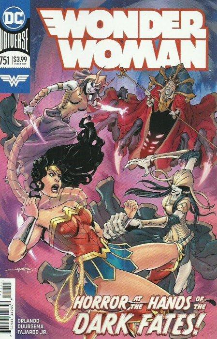 Wonder Woman #751