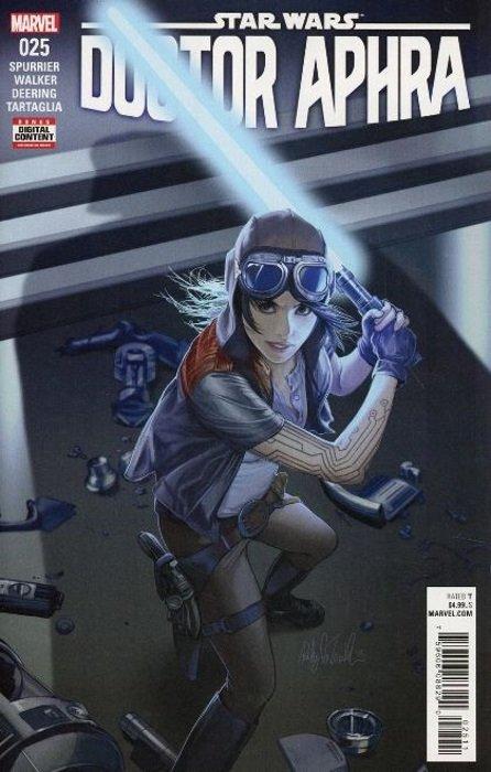 Star Wars: Doctor Aphra #25