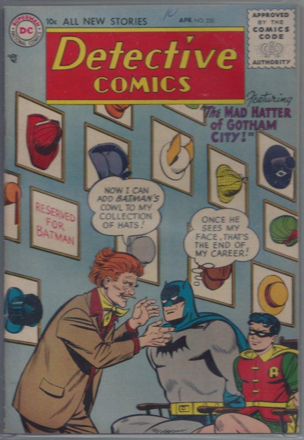 Detective Comics #230