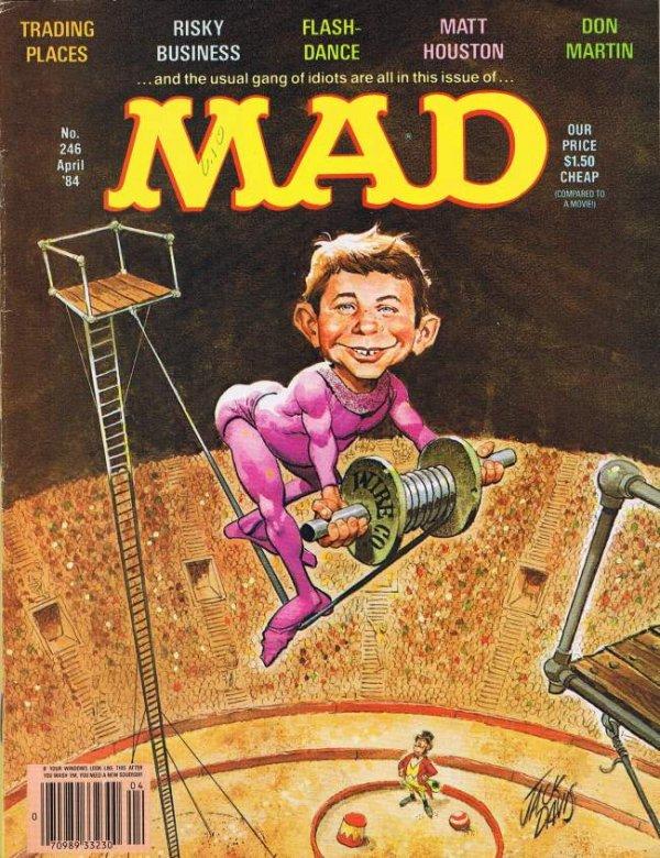 Mad Magazine #246
