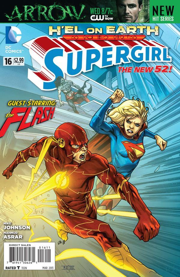 Supergirl #16
