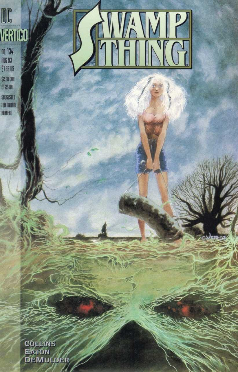 The Saga of the Swamp Thing #134