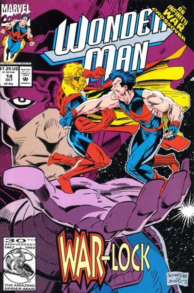 Wonder Man #14