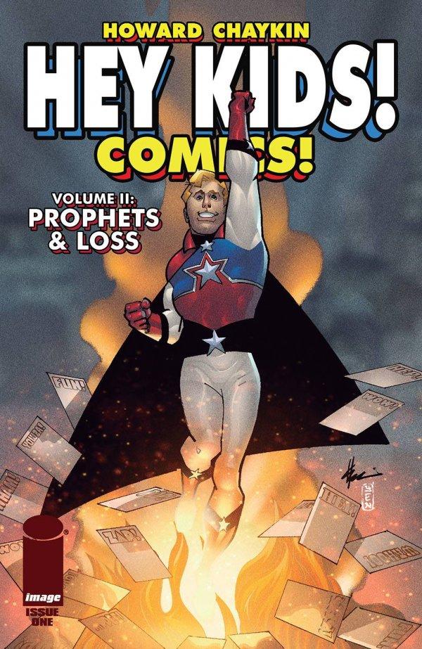Hey Kids! Comics!: Prophets & Loss #1