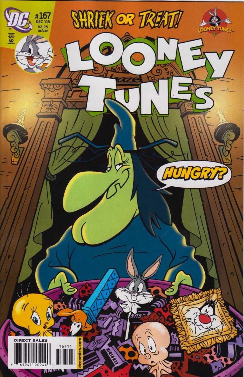 Looney Tunes #167