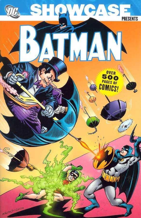 Showcase Presents: Batman Vol. 3 TP