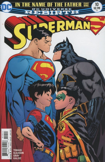 Superman #10