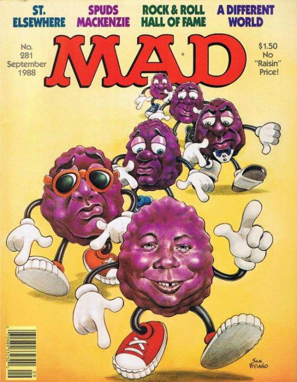 Mad Magazine #281