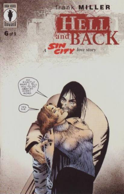 Sin City: Hell and Back #6