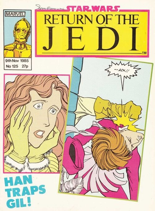 Return of the Jedi Weekly #125