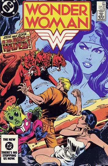 Wonder Woman #317