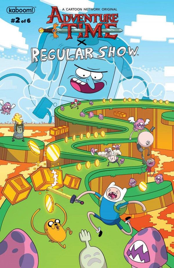 Adventure Time / Regular Show #2