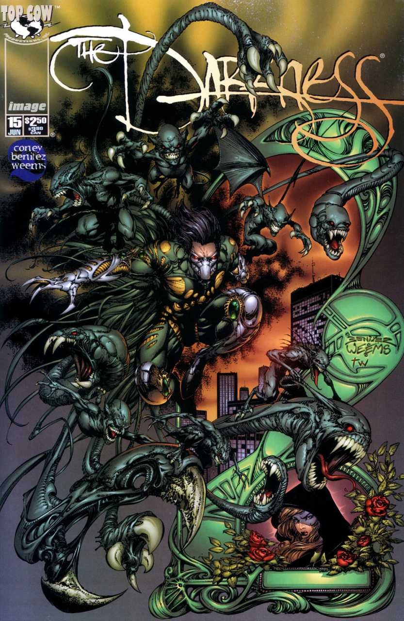 The Darkness #15