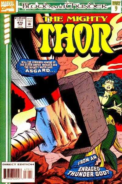 The Mighty Thor #470