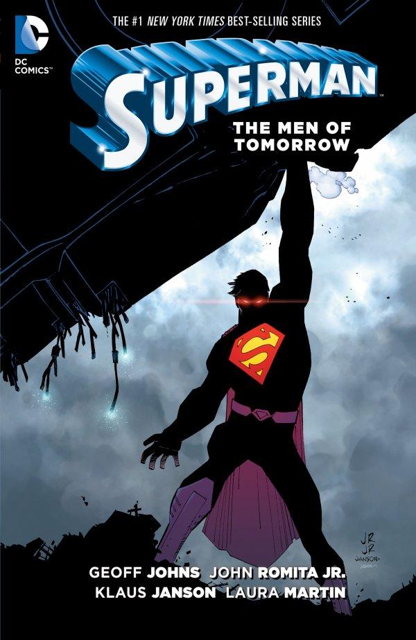 Superman Vol. 6: The Men of Tomorrow HC