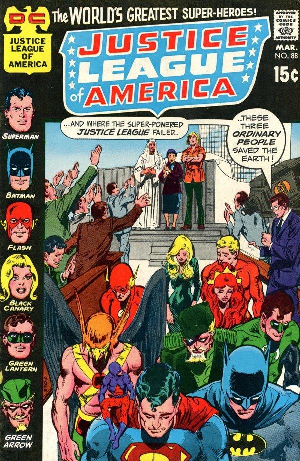 Justice League of America #88