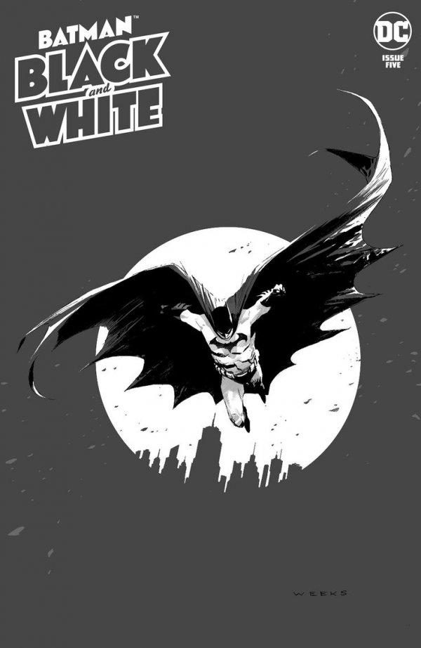 Batman: Black and White #5