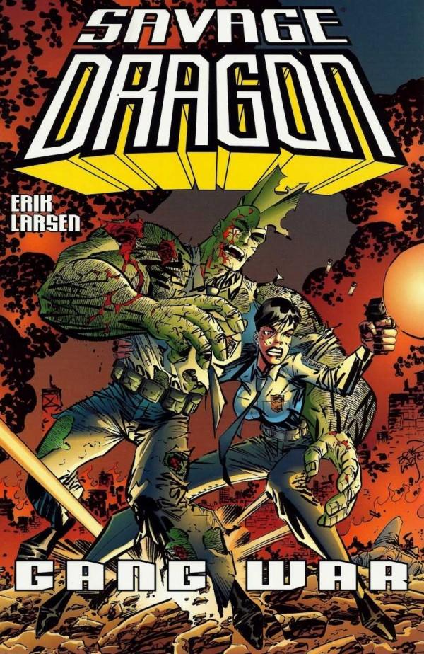 Savage Dragon Vol. 6: Gang War TP