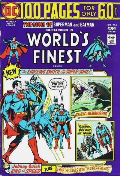 World's Finest Comics #224