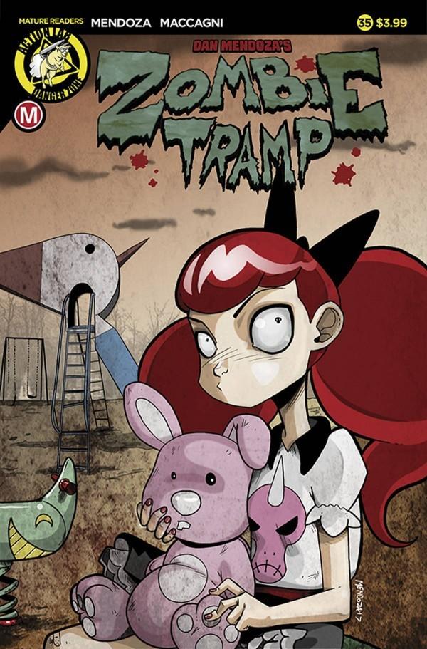 Zombie Tramp #35