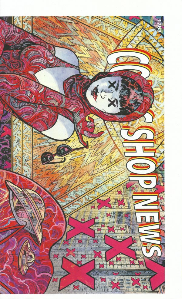 Comic Shop News #1763