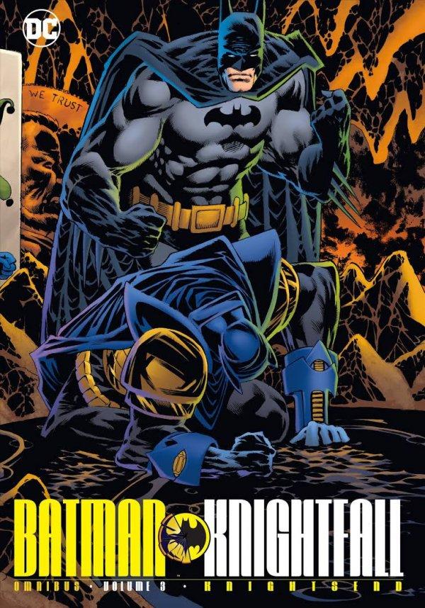 Batman Knightfall Omnibus Vol. 3: Knightsend HC