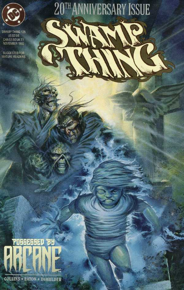 The Saga of the Swamp Thing #125