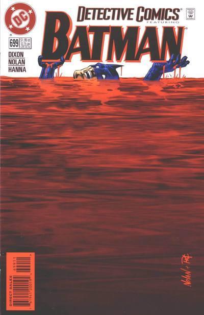 Detective Comics #699