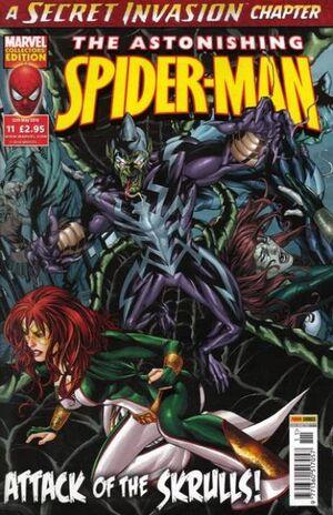 The Astonishing Spider-Man #11
