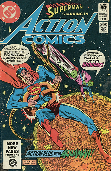 Action Comics #528