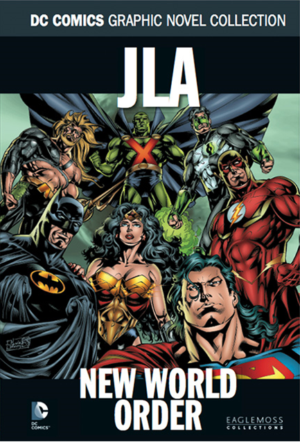 DC Comics Graphic Novel Collection Vol. 52 JLA: New World Order