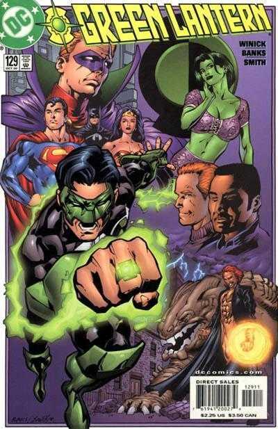 Green Lantern #129